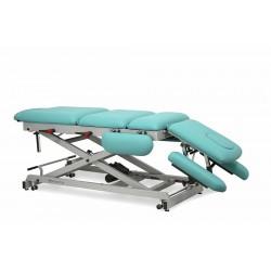 Table électrique multifonctionnelle pour ostéopathie de 9 sections