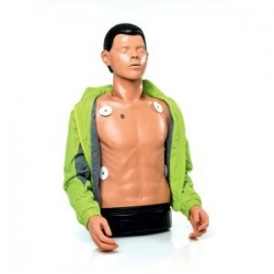 Mannequin Ambu Defib Trainer W technologie Wireless