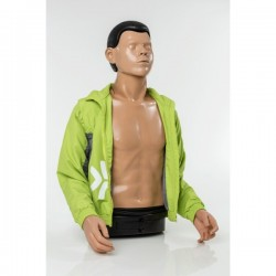 Mannequin de secourisme AmbuMan Instrument Torse