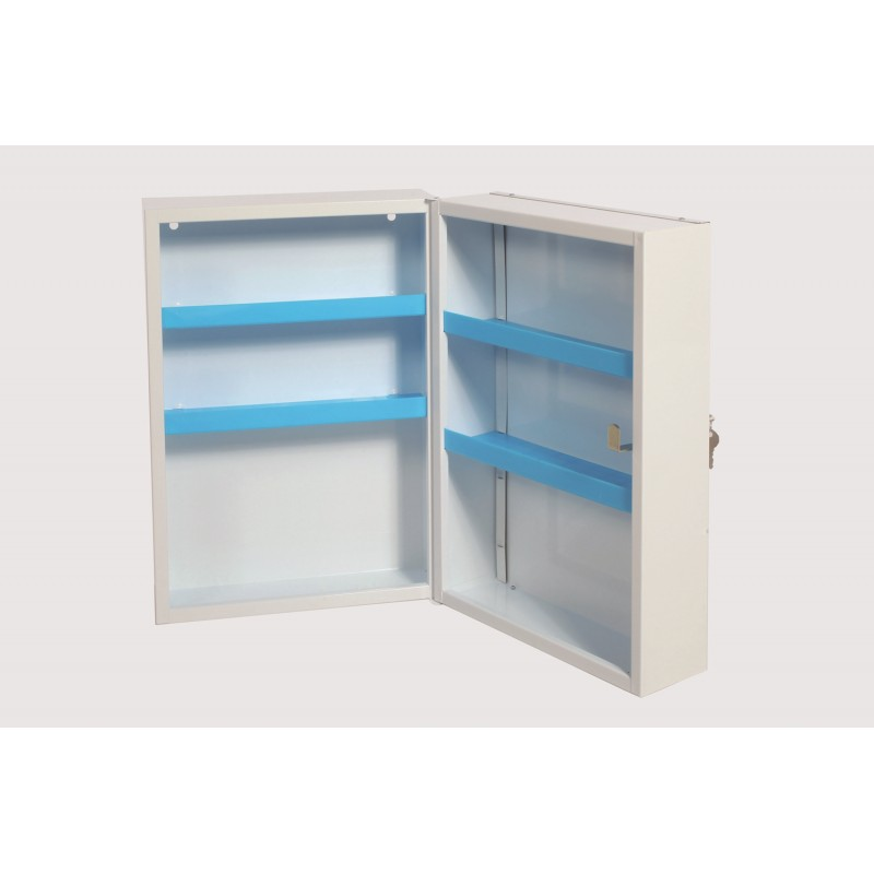 armoire pharmacie m tal 300x140x460mm. Black Bedroom Furniture Sets. Home Design Ideas