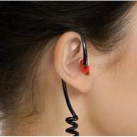 Ecouteur amagnétique avec embout