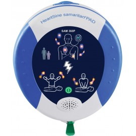 Défibrillateur automatique Samaritan PAD heartsine
