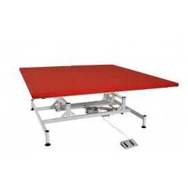Table de kinésithérapie électrique Bobath