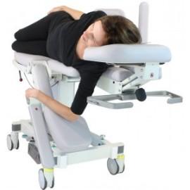 Fauteuil divan mammographie et stéréotaxie