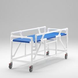 Chariot douche IRM amagnétique 3 Tesla