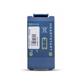 Batterie Philips HS1 et FRx Pile HeartStart M5070A Laerdal