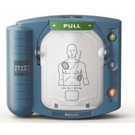 Défibrillateur Philips HS1 HeartStart 1 Laerdal semi-automatique