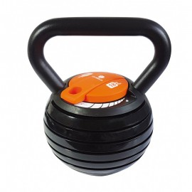 Kettlebell à charge variable Sveltus