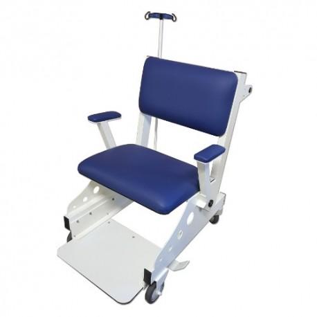 Fauteuil de transfert amagnétique IRM 220Kg