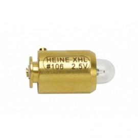 Ampoule 2,5V XHL Xenon Halogène Heine 106