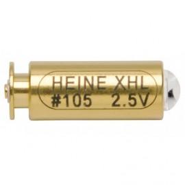 Ampoule Heine 2,5V XHL Xénon halogène 105