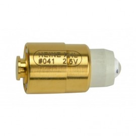 Ampoule 2,5V XHL Xénon halogène Heine 041