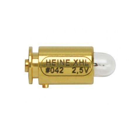 Ampoule 2,5V XHL Xénon halogène Heine 042