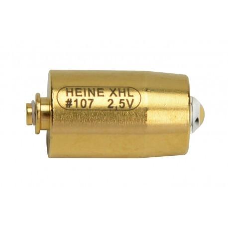 Ampoule 2,5V XHL Xénon halogène Heine 107
