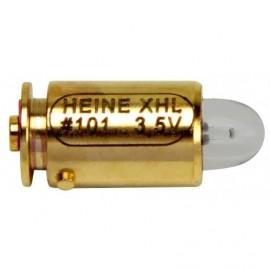 Ampoule 3,5V XHL Xénon halogène Heine 101