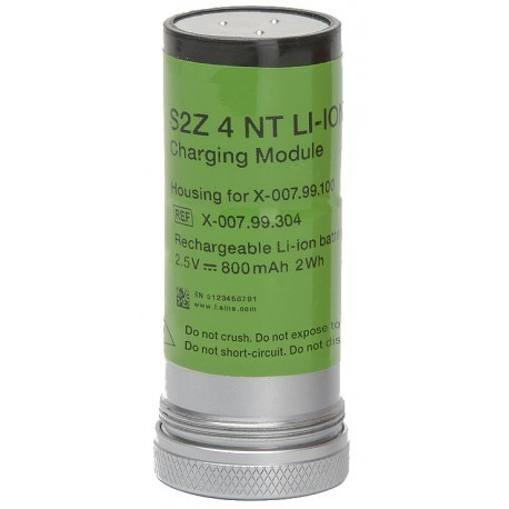 Batterie rechargeable Heine 2,5V LI-ION