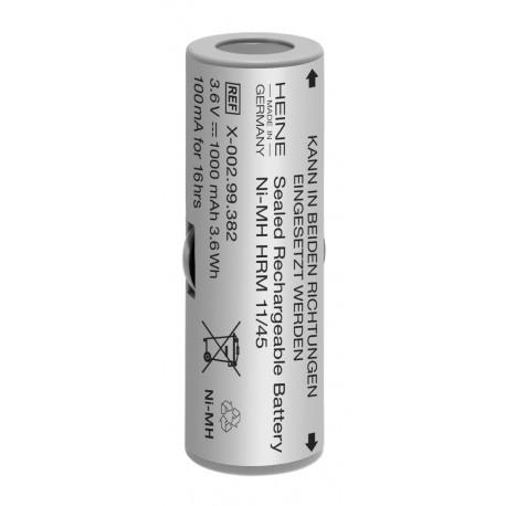 Batterie rechargeable Heine 3,5V Nimh