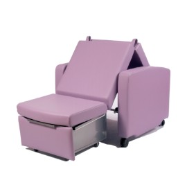 Fauteuil-lit accompagnant