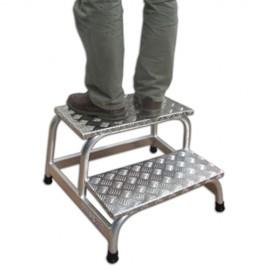 Marche-pieds amagnétique IRM 3 Teslas
