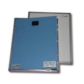 Cassette de radiologie épaisseur 14mm sans fenêtre d'identification
