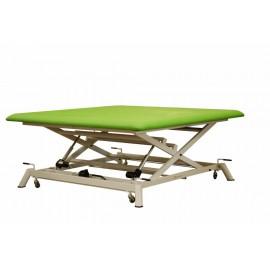 Table bobath électrique avec roulettes Mobercas