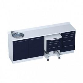 Mobilier cabinet médical modèle Mobile