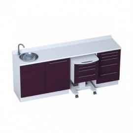 Mobilier cabinet médical modèle Handfree