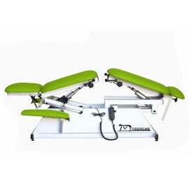 Table électrique pour l'ostéopathie et la chiropractie Mobercas