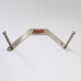 Support pour tapis Airex avec oeillets