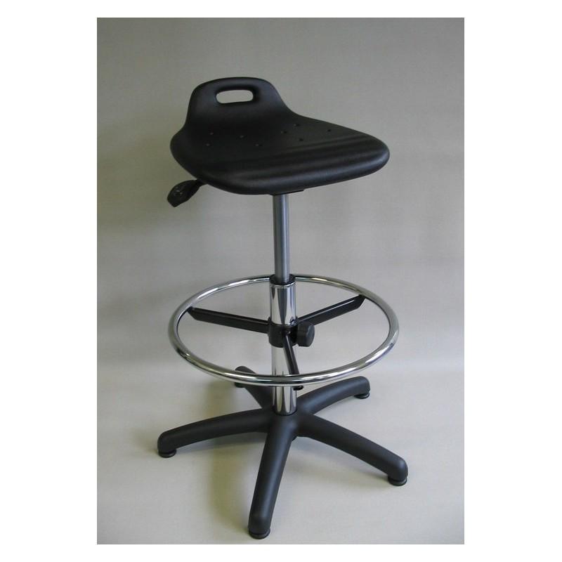 tabouret assis debout sur patins. Black Bedroom Furniture Sets. Home Design Ideas