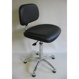 Chaise salle blanche revêtement vinyle