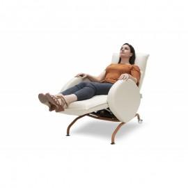 Fauteuil manuel de relaxation et de repos