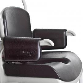 Kit de coussins ETAC Clean Confort noir
