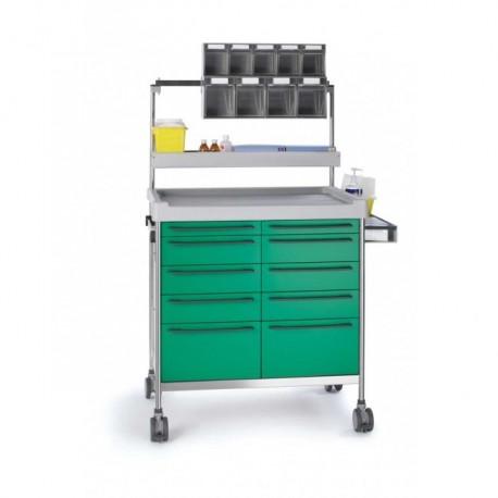 Chariot anesthésie 900 x 630