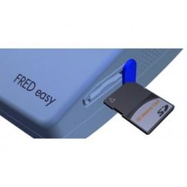 Carte mémoire SD défibrillateur Schiller Fred Easy