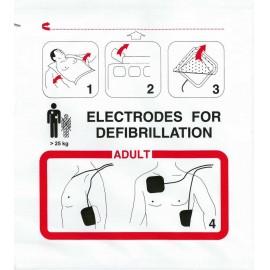 Electrodes adultes Schiller FRED EASY