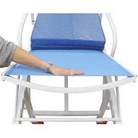 Brancard amagnétique hauteur fixe IRM