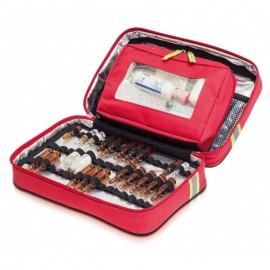 Mallette ampoulier isotherme Probe's Elite Bags