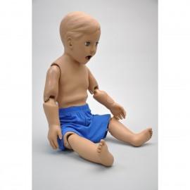 Mannequin de soins pour nourrisson 1 an