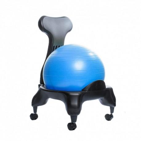 Chaise ergonomique avec ballon Tonic Chair® Originale