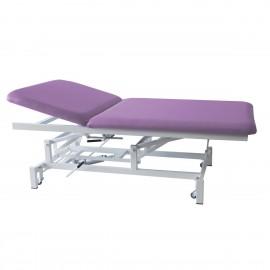 Table hydraulique bobath