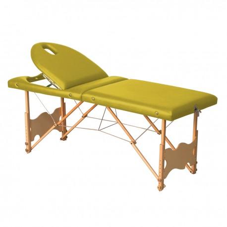 Table de massage pliante à hauteur réglable
