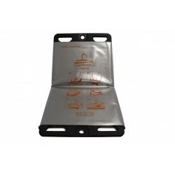 Rollboard Monobloc demi-corps pliable radiotransparent