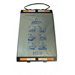 Rollboard Classic demi-corps rigide radiotransparent