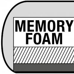 Matelas extra confort avec mémoire de forme