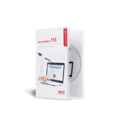 LOGICIEL INFORMATIQUE MEDICAL SECA 115
