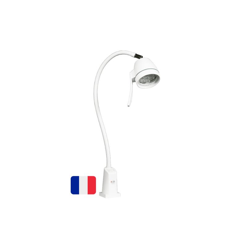 Lampe d'examen LED lumière froide Hepta Lid