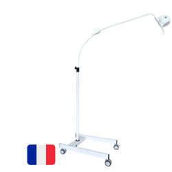 Lampe d'intervention LED Bellon sur pied mobile LID