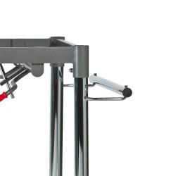 Porte rouleau table de gynécologie