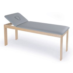 Table fixe à 2 sections